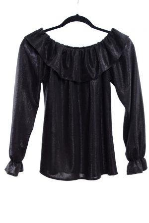 Bluzka Impress czarna