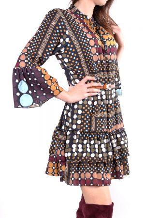 Sukienka DOTS kolorowa