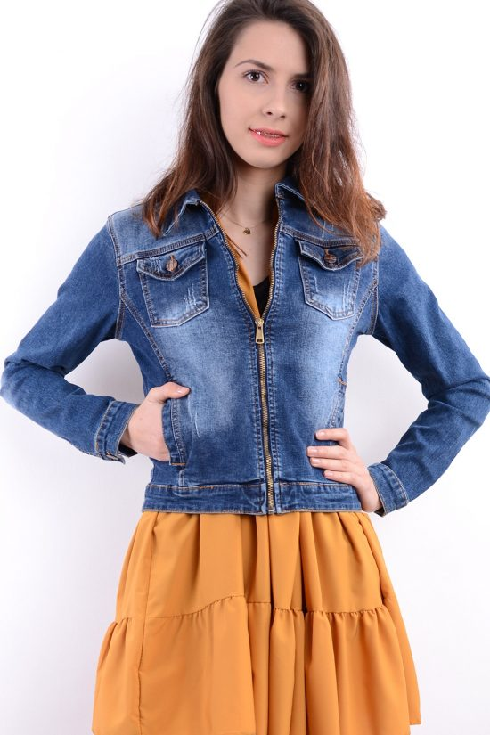 Kurtka jeansowa KELLY