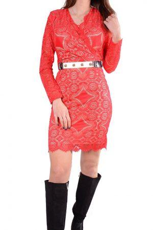 Sukienka PENNY czerwona