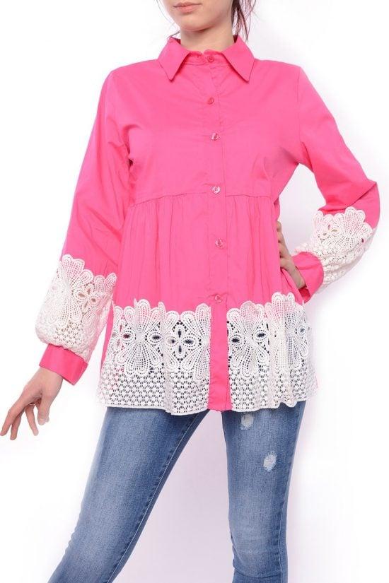 Bluzka AMELIA różowa