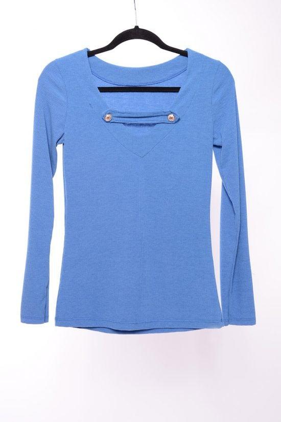 Bluzka CLIPSE niebieska