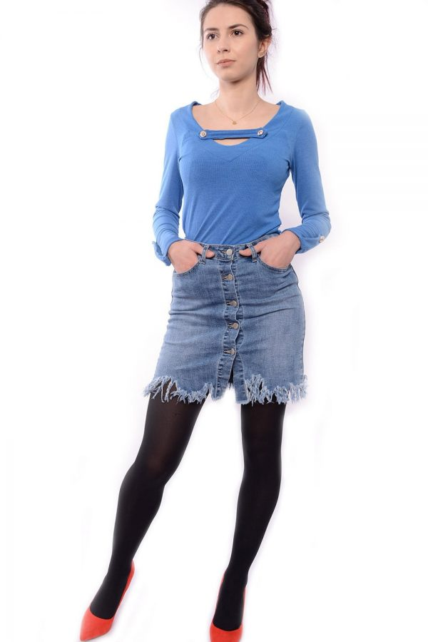 Spódniczka jeansowa LISE