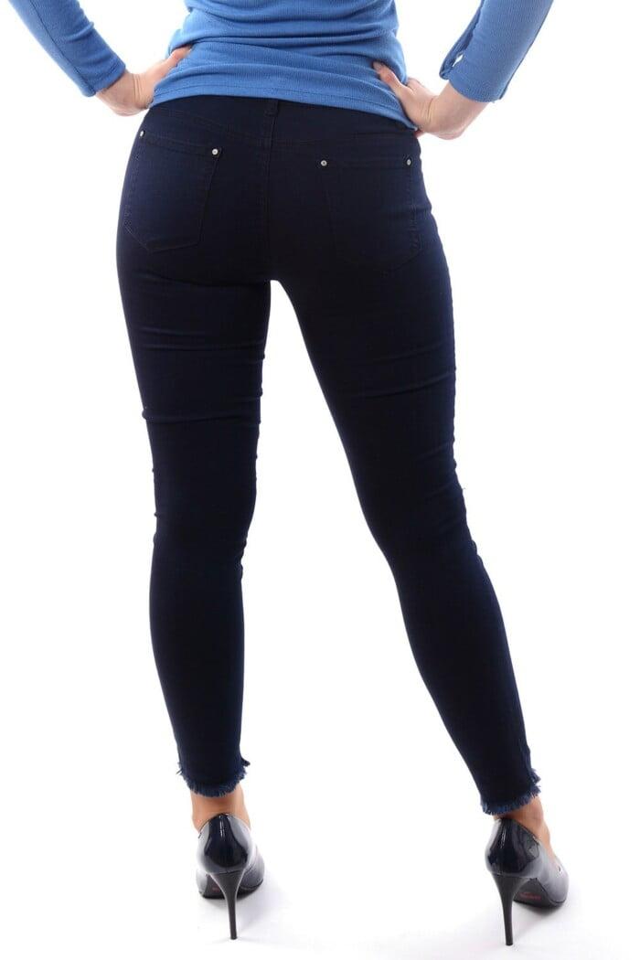 Spodnie damskie OLGA granatowe