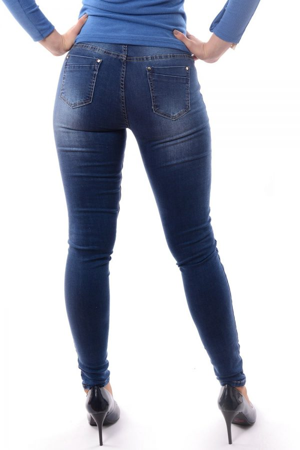 Spodnie damskie jeansowe CATHY