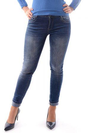 Spodnie damskie jeansowe NOEMI