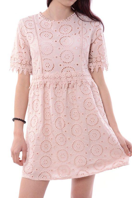 Sukienka MORELLO różówa