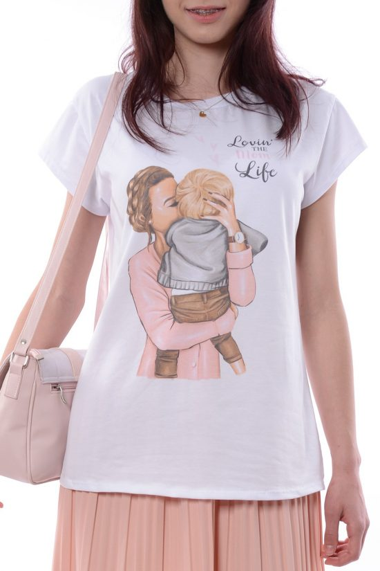 T-Shirt MUM LIFE