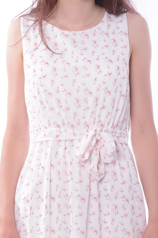 Sukienka POLLY biała