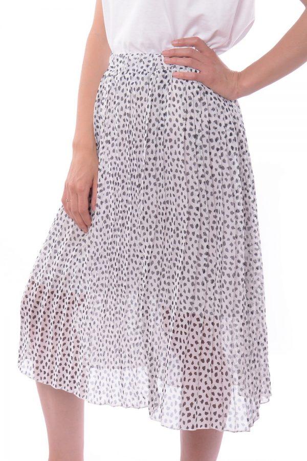 Spódnica FALKA biała