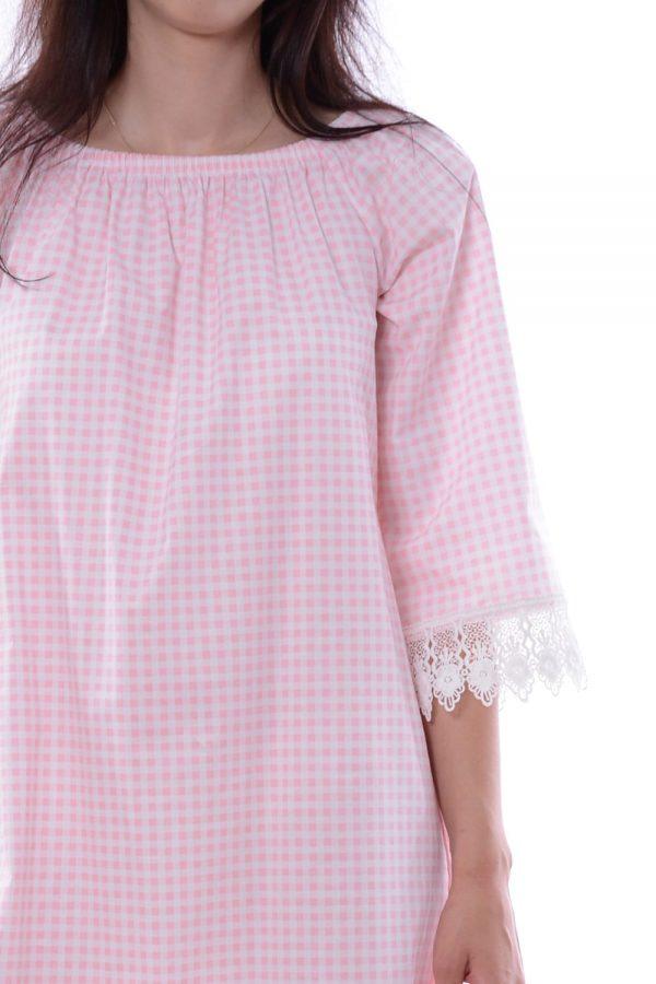 Sukienka BETTY różowa