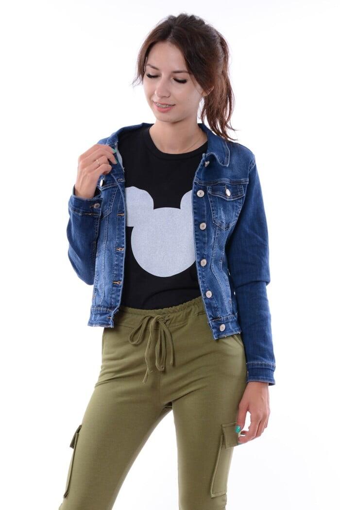 Katana jeansowa MIA