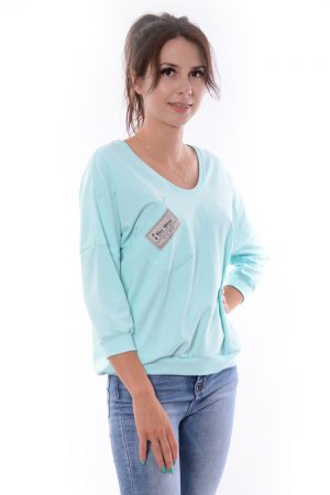 Bluza WESS miętowa