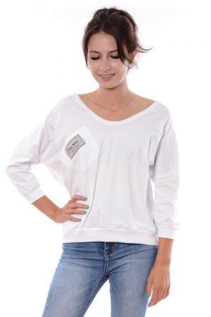 Bluza WESS biała
