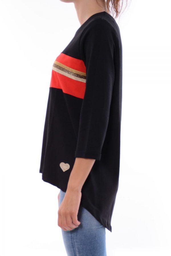 Bluza IGA czarna