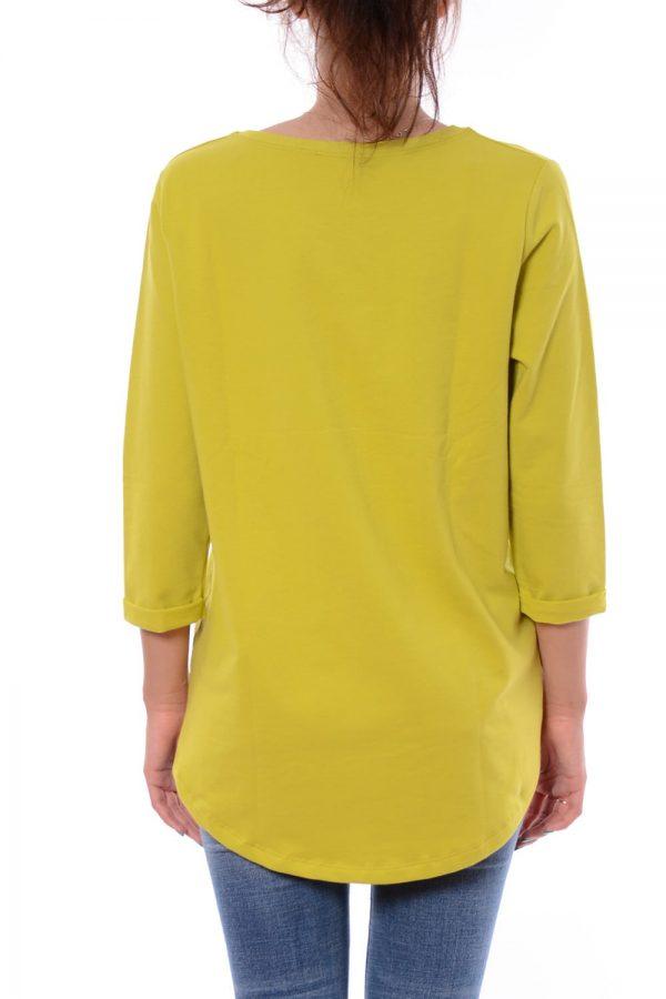Bluza IGA limonkowa