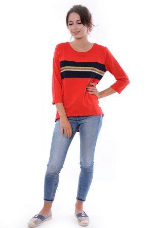 Bluza IGA czerwona