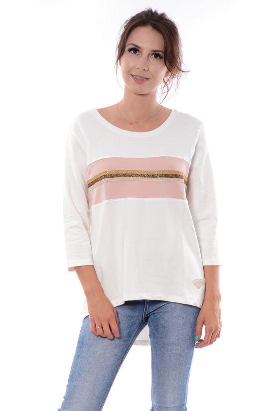 Bluza IGA biała