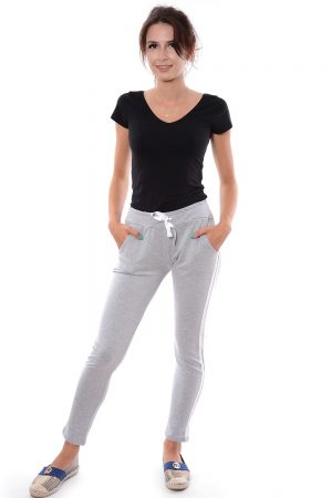 Spodnie KLAUDIA szare