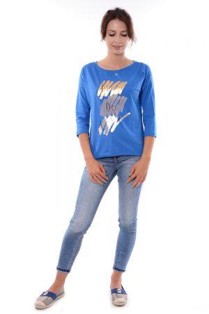 Bluza DREAM niebieska