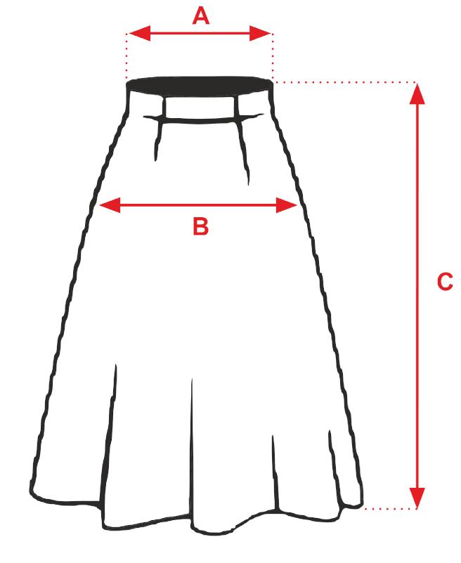 Spódnica FLORA