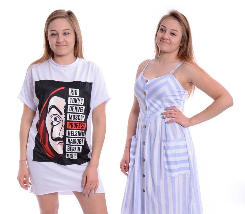 lato 2020 sklep z odzieżą